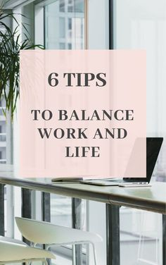 How to lead a balanced life Trying to find work-life-balance? These 6 must read tips will help you maximize your time inside and outside of the office. Bushy Eyebrows, Career Advice, Career Quotes, Job Career, Career Success, Career Goals, Success Quotes, Find Work, Oily Hair