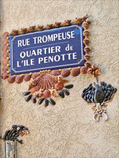 L'île Penotte, Les Sables d'Olonne (France)