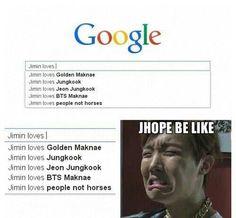 """Jimin loves people not horses"" XD  Poor Hobi XD   { #Jimin #ParkJimin #JHope #Hobi #JungHoseok #BTS #BangtanBoys #BulletproofBoyscouts #BangtanSonyeondan #ARMY #AdorableRepresentativeMCForYouth #BigHitEntertainment #Kpop #KpopFunny #KpopMeme } ©KpopAmino"