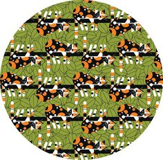 """Charley Harper for Birch Organic Fabrics, Backyard, Limp on a Limb Fabric is sold by the 1/2 Yard. For example, if you would like to purchase 1 Yard, enter 2 in the Qty. box at Checkout. Yardage is cut in one continuous piece when possible. Examples: 1/2 yard = 1 1 yard = 2 1 1/2 yards = 3 2 yards = 4 1/2 Yard Measures 18"""" x 42/43"""" Fiber Content: 100% Organic Cotton Hover over image for a larger, better view. Care Instructions: ..."""