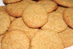 Gemmer Koekies Easy Cake Recipes, Baking Recipes, Cookie Recipes, Snack Recipes, Dessert Recipes, South African Dishes, South African Recipes, Biscuit Recipe, Biscuit Cookies