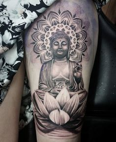buddha tattoo                                                                                                                                                                                 More