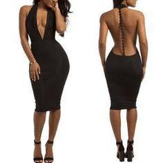 53d1b1457812c Sexy show body backless hot dress