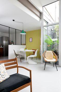 Chez la designer Caroline Gomez at Julien Fernandez | photographe d'architecture