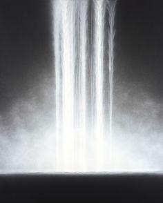 Water Fall by Hiroshi Senju SundararmTagoreGallery