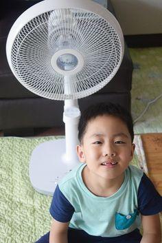 sukm56 KINGER / NO. 51 아낙 초미풍 아기바람 선풍기 14인치 ANF-14DC4 www.anac.co.kr