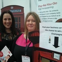 Post your card, win a bottle of champers with @nomissedcalls  #tbs2013 #tbsoffer