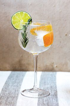 José Andrés' Hierba Gin and Tonic recipe on Saveur