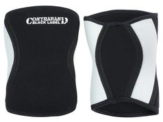 Contraband Black Label 1900 7mm Neoprene Elbow Sleeves (PAIR) * Additional details at the pin image, click it  : Weight loss Accessories