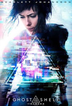 Full Trailer For Ghost In The Shell     Steeped in a particularly potent brandof cyberpunk as promised the first full trailer for Ghost in the Shell has debuted online welcomingScarlett Johansson in the kick-ass role of Major Motoko Kusanagi. An insightful featurette notwithstanding this is our first extended look at Rupert Sanders manga adaptation in action after Paramount opted for a non-traditional rollout of hypnotic teasers that showcased the overcrowded dystopia of Ghost in the Shell…