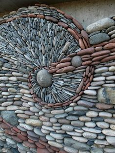 Love Story our latest public installation for the Town of View Royal Natural Stone Mosaic Mural Mosaic Stepping Stones, Pebble Mosaic, Pebble Art, Mosaic Art, Rock Sculpture, Rock Fireplaces, Landscaping With Rocks, Landscaping Ideas, Backyard Landscaping