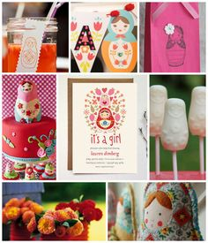 How to Use Russian Nesting Dolls as a Baby Shower Theme - Oubly Blog