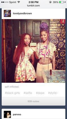 Braids or Senegalese twists