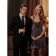 Blake Lively (Serena) Short Party Dress Gossip Girl Season 4