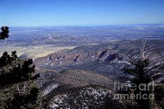 Title:  Magdalena Mountains   Artist:  Steven Ralser   Medium:  Photograph - Photography