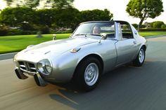 YODAHACHI - 1965 Toyota Sports 800