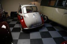 Eine kleine Schönheit auf dem Garagenboden fon FLOORWORK Garage Boden, Vehicles, Car, Automobile, Autos, Vehicle
