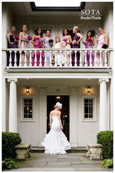 bridesmaids Inspiration Pt II