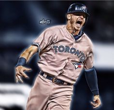 Josh Donaldson Josh Donaldson, The Great White, Toronto Blue Jays, Athletes, Dreams, Club, Baseball, Sports, Pictures