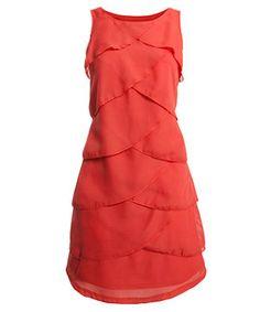spicy orange dress