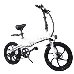 Electric bicycle 20 inches electric folding bicycle lithium battery for leisure Cheap Electric Bike, Electric Bicycle, E Mountain Bike, Folding Bicycle, Bikes For Sale, Countries Around The World, Latin America, Aluminium Alloy, Bicycles