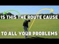 You are currently watching a video about is this the root cause to all your golf swing problems. This video will really help many golfers identify how to get. School Date, Golf Wedges, Golf Training Aids, Best Golf Clubs, Online Lessons, Perfect Golf, Golf Lessons, Golfers