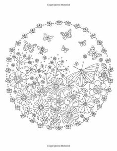 Раскраски антистресс, арт, вдохновение, хобби ;) Butterfly Coloring Page, Flower Coloring Pages, Mandala Coloring Pages, Coloring Pages To Print, Coloring Book Pages, Printable Coloring Pages, Coloring Sheets, Embroidery Art, Embroidery Patterns