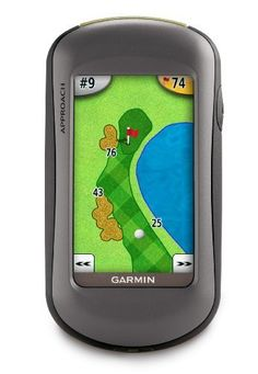 Garmin Approach G5 Touchscreen Golf GPS (Old Version) by Garmin. $249.00. Amazon.com                Give your game a boost of confidence with Garmin's Approach G5, a rugged, waterproof, touchscreen golf GPS packed with thousands of pre-loaded golf course maps. Approach uses a high-sensitivity GPS receiver to measure individual shot distances and show the exact yardage to fairways, hazards, and greens.      Give your golf game a boost of confidence with the Approach G5.     ...