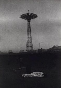 Robert Frank, Coney Island, July 4, 1958