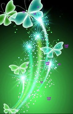 Butterfly Ringtones and Wallpapers - Free by ZEDGE™ Flower Phone Wallpaper, Butterfly Wallpaper, Cellphone Wallpaper, Nature Wallpaper, Wallpaper Backgrounds, Iphone Wallpaper, Green Butterfly, Butterfly Flowers, Beautiful Butterflies