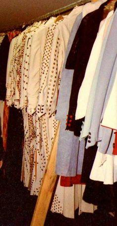 Elvis' stage attire.