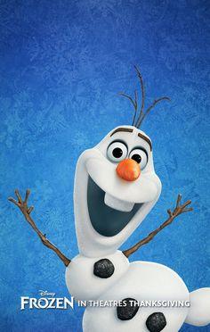 """""""Vedi, l'amore è mettere il bene di qualcun altro prima del tuo. Come Kristoff, che ti ha portata qui rinunciando a te per sempre... [...] Vale la pena sciogliersi per qualcuno... Ma non è questo il momento!""""   ~Olaf, Frozen."""