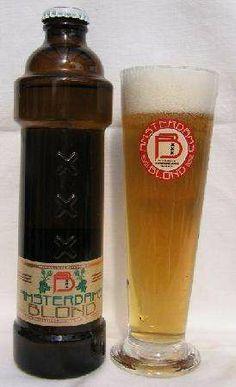 Amsterdams Blond Brouwerij Thyssens Amsterdam - Beoordeling GGOB 5,3. Eigen beoordeling: 3