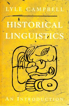Historical Linguistics. Good to compare linguistics through different times and places.