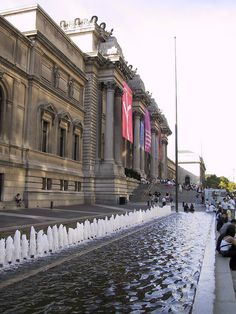 The Metropolitan Museum of Art -  What is your favorite museum in New York City?