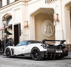 Huayra BC | Photo by @dutchwithacamera | #blacklist #pagani #huayra #bc