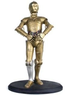 Star Wars C-3PO STATUE by ATTAKUS by Attakus. $299.99. Cold cast resin statue stands around 15-18 inches tall. FACTORY SEALED. beautiful pose of classic Jango Fett. Limited edition to only 1500 worldwide. Attakus French exclusive statue cast in resin. Ltd to only 1500 worldwide this is number 980/1500.  The box is in great condition. The statue is MINT and perfect.  A very rare piece.  NO INTERNATIONAL SHIPPING.