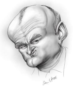 Phil Collins  (by Chumpmonkey)