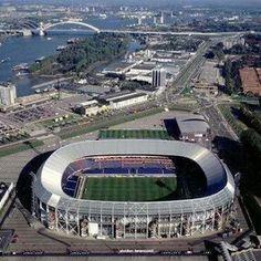 De Kuip/Rotterdam.