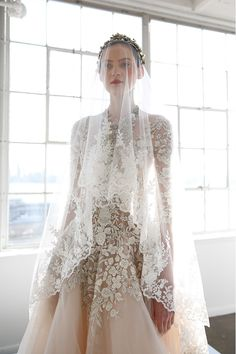 Marchesa Bridal New Collection Spring/Summer 2017