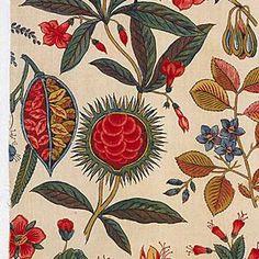 Textile, ca. Textile Patterns, Textile Prints, Textile Design, Design Art, Century Textiles, Textiles Techniques, French Fabric, Antique Quilts, Floral Illustrations