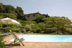 Villa in Tuscany Centolivi