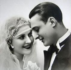 Edwardian Couple Beautiful