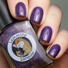 Lemming Lacquer - Madame Alina The Fortune Teller