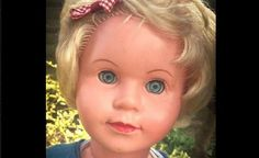 Peggy the #haunted doll making everyone sick who comes in contact