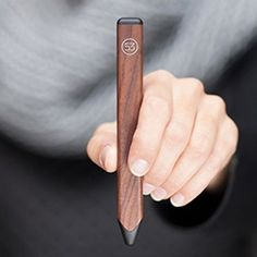 Fiftythree (home of the Paper app) finally released their first product: Pencil. Each Pencil is milled from a single, solid piece of materia...