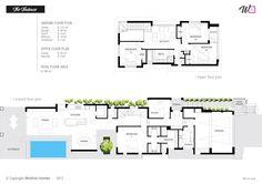 Toulouse floor plans