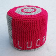 Rolling Around: Lucas - Pattern by Woolly Thoughts