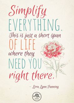 This may well be my favorite quote from the Mother Letters - at least for today :)