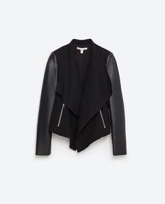 ZARA Lapels Collar Jacket